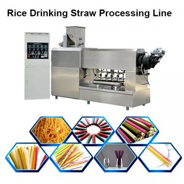 100-150kg/H Small Capacity Rice Straw Machine/ Edible Straw Processing Line