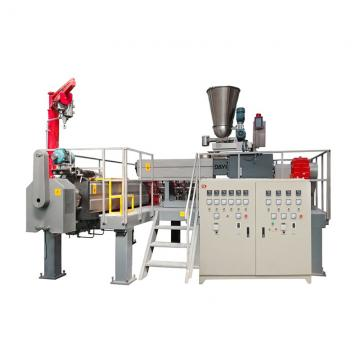 3D Snack Crispy Chips Screw Extruded Pellet Making Machine
