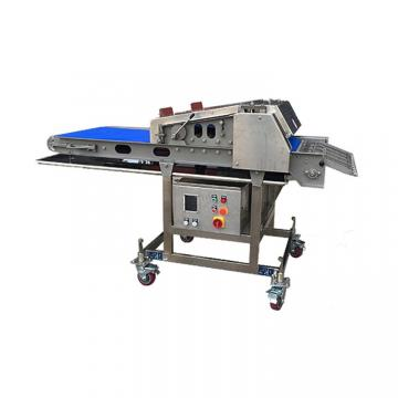 Semi-Automatic Hamburger/Burger Packing Packaging Wrapping Machine