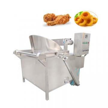 Centrifugal Dewatering Machine for Chicken Before Frying