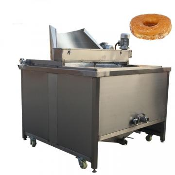 Electric Automatic Industrial Deep Oil Fries Fryer Milling Machine