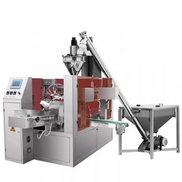 Automatic Snack Packing Machine for Popcorn, Peanut, Candy, with Linear Weigher