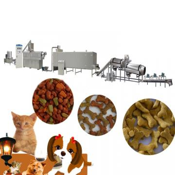 Pet Food Processing Line Hot Sale Stainless Steel Small Dry Wet Extruder Pet Food Processing Machines Line