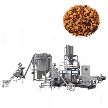 Pet food bagging machine dog pellet processing line manufacturing equipment