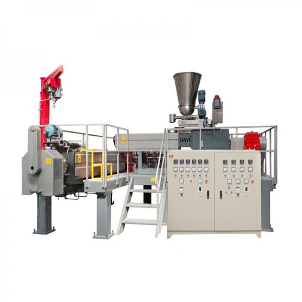 3D Snack Crispy Chips Screw Extruded Pellet Making Machine #1 image
