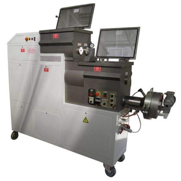Single Screw Extruder 3D/2D Snack Pellet Machine #1 image