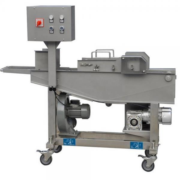 Automatic Metal Burger Press Patty Commercial Machine for Sale #1 image