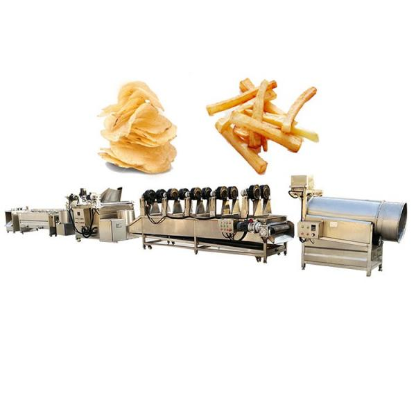 999g-1200g Automatic Snack Packing Machine Potato Chips Bag Packing Machine price #2 image