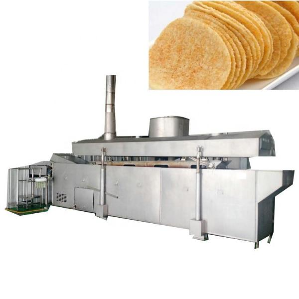 999g-1200g Automatic Snack Packing Machine Potato Chips Bag Packing Machine price #3 image